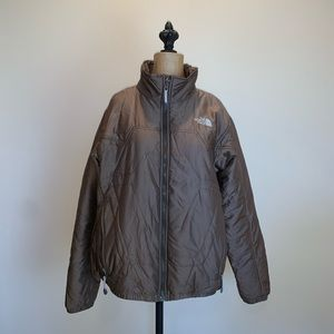 North Face Prodigy Quilted zip-up coat #3533